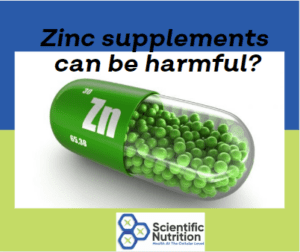 Read more about the article Can taking Zinc protect me or hurt me?