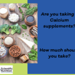 Do you need to take a Calcium supplement?