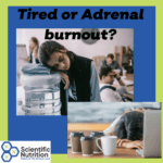 Do you have adrenal burnout and extreme fatigue?