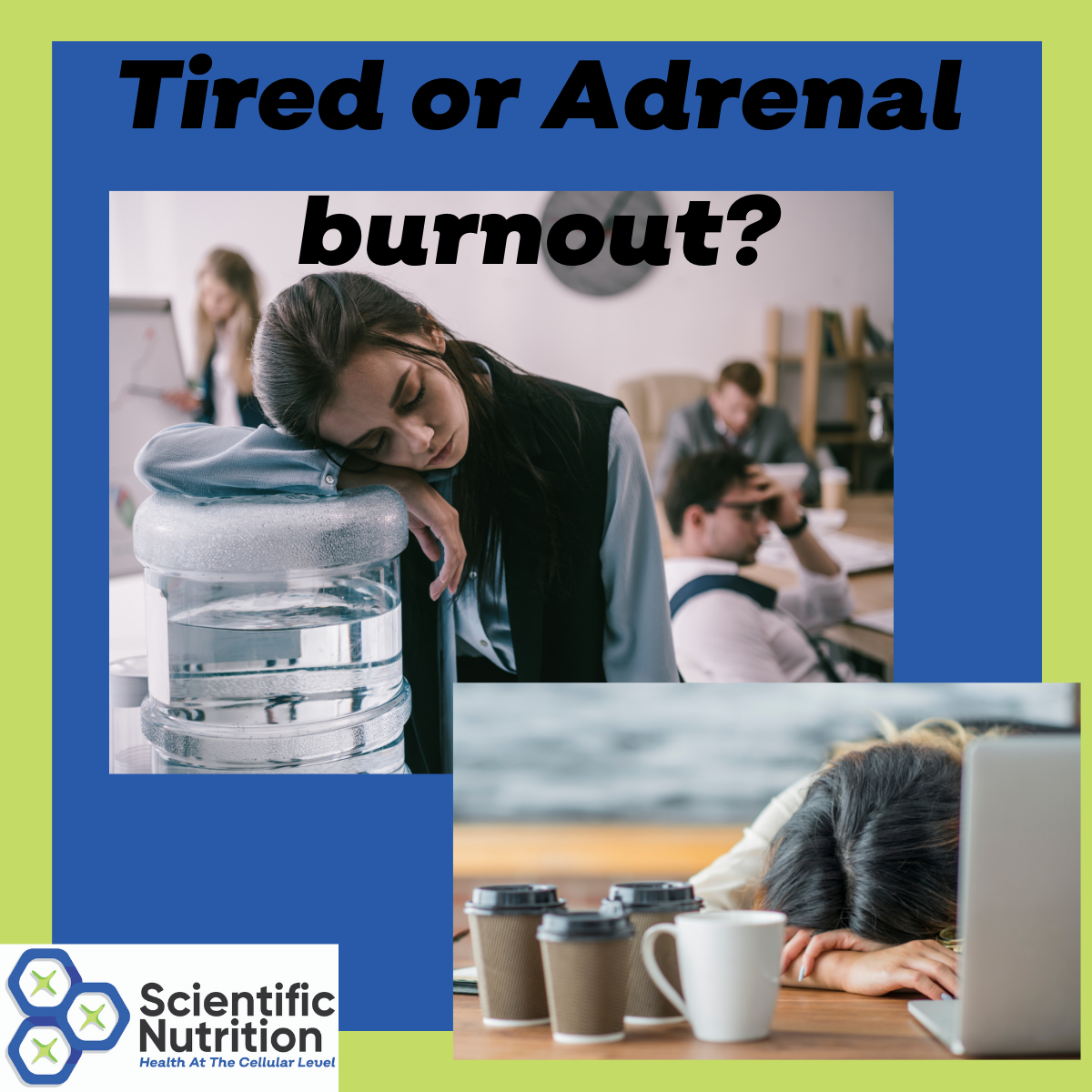 You are currently viewing Do you have adrenal burnout and extreme fatigue?