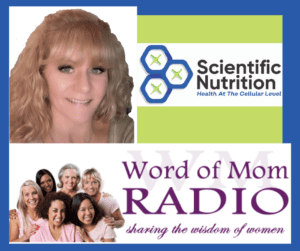 Word of Mom podcast with Lisa Rufsholm